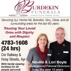 Burdekin Funerals Pty Ltd